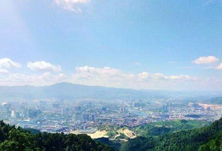 Zhongpo Places of Interest