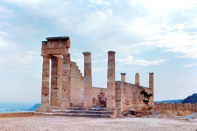 Acropolis of Rhodes3