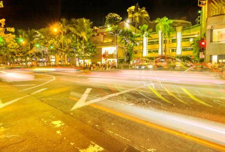 Kalakaua Ave