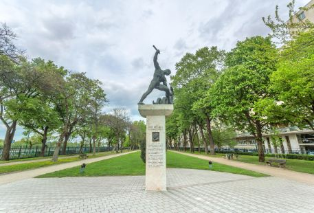 拉烏爾 瓦倫貝格紀念公園