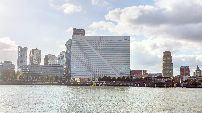 Maersk Office Willemswerf Rotterdam