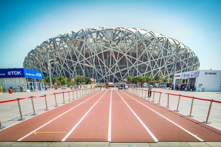 냐오차오(올림픽 주경기장)1