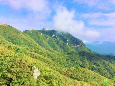 Palgongsan Provincial Park