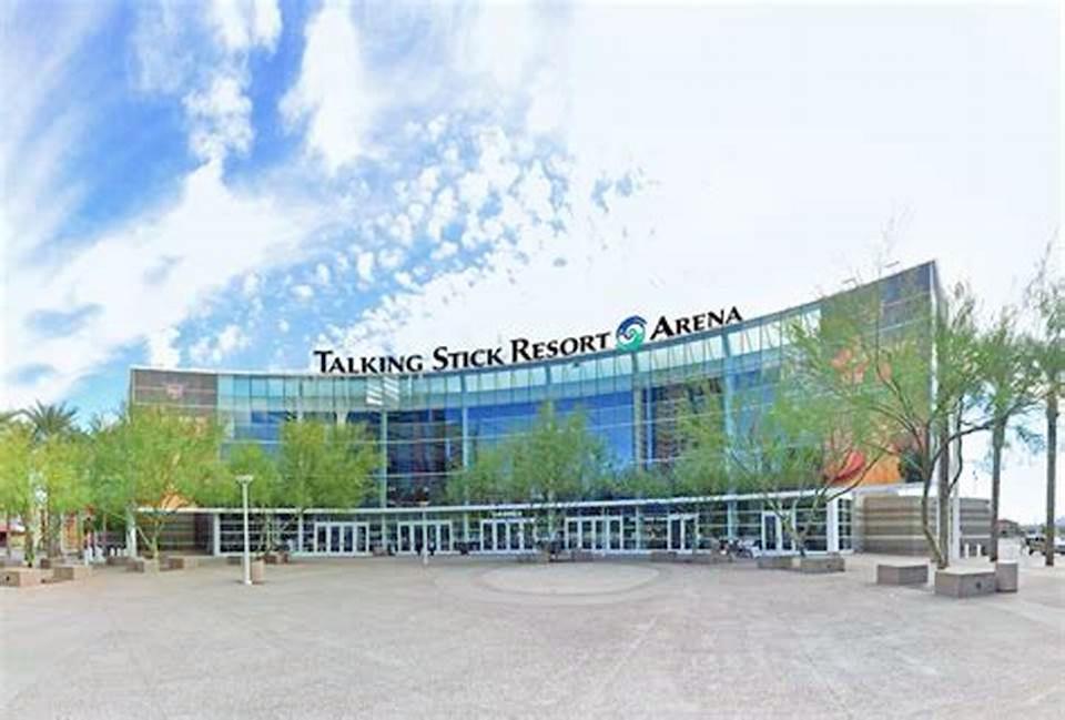 Talking Stick Resort Arena