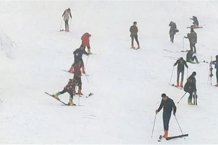 九龍口滑雪樂園