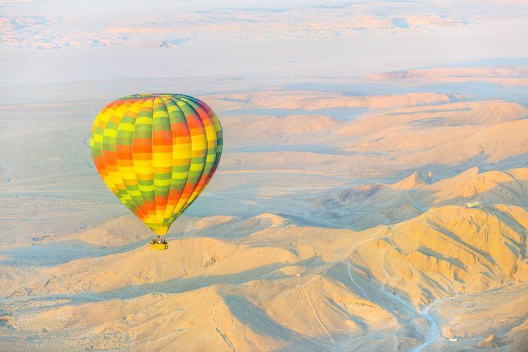 盧克索熱氣球