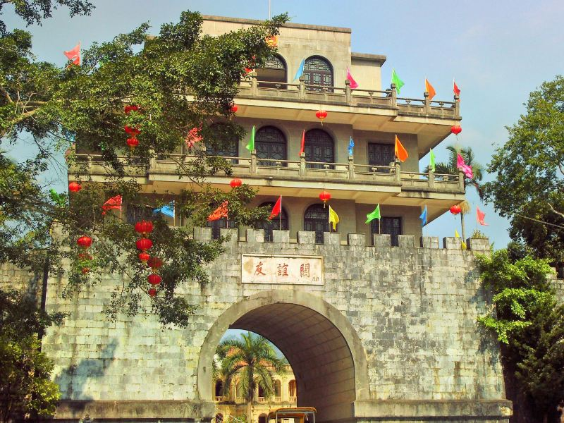 Pingxiang Friendship Pass