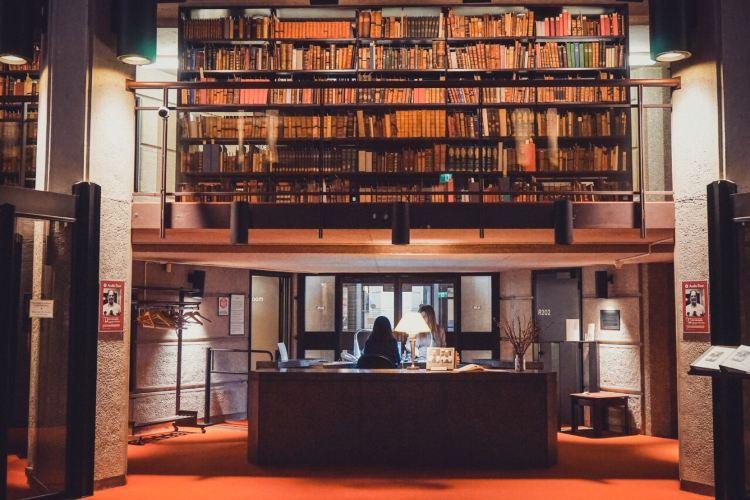 Robarts library3