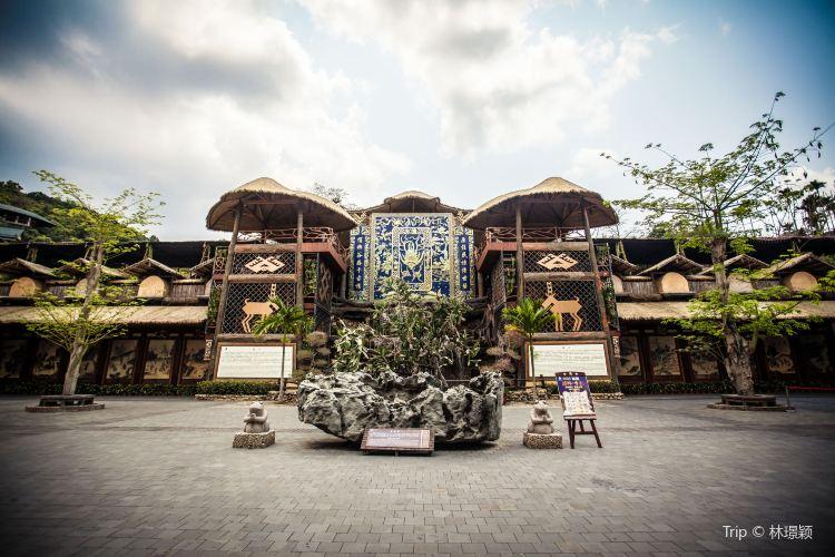 Binlang Ethnic Village4