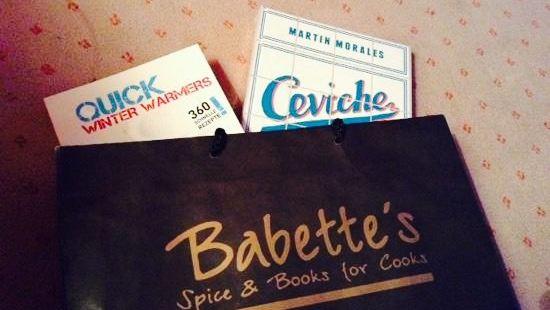 Babette's - spice & books for cooks