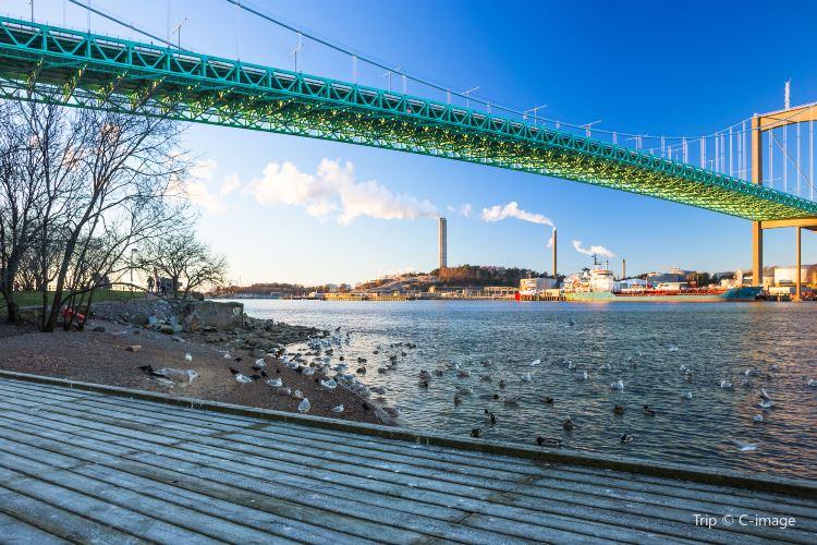 Älvsborg大橋3