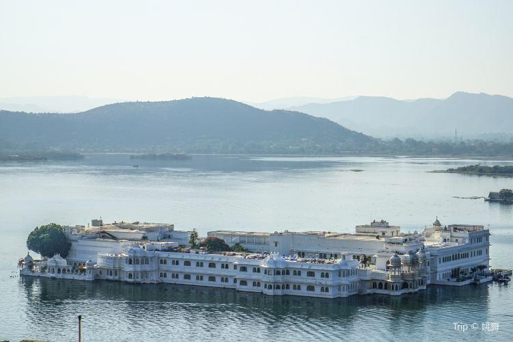 Jag Niwas湖之宮1