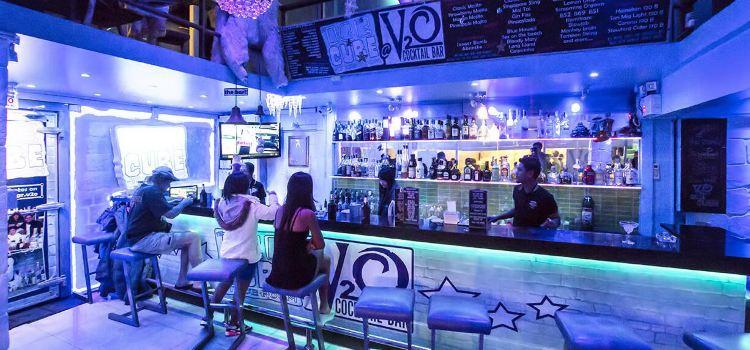 The Ice Bar V2o