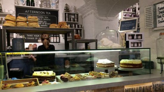 Whittard Covent Garden Tea Bar