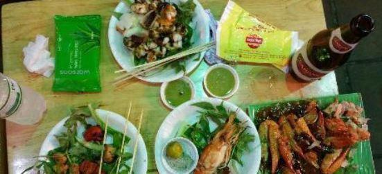 BBQ Saigon Night