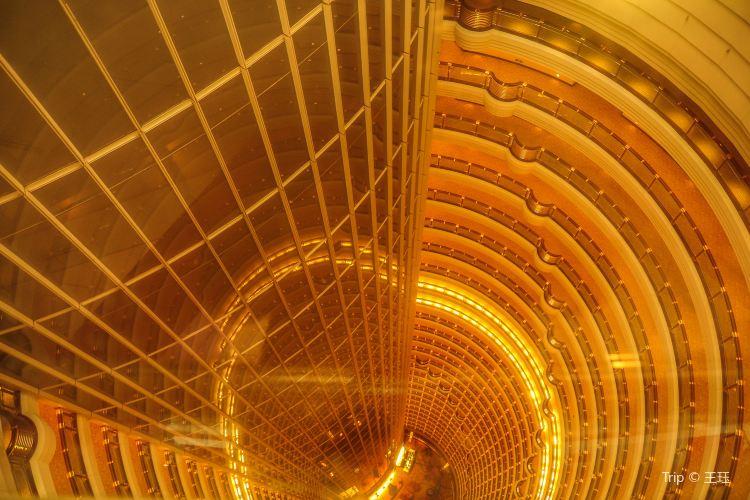 Jinmao Tower Observation Deck2