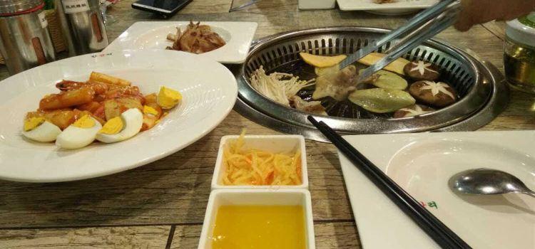 釜山料理(銀海元隆店)2