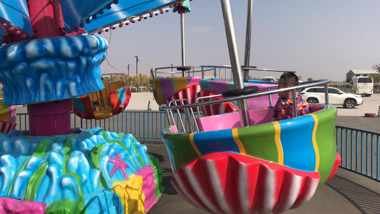 哈素海戲水樂園