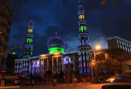 Baiyu Alley Mosque