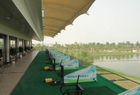 Jinshan Lake Water Golf