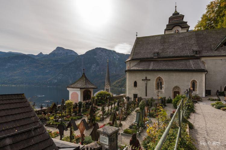 天主教堂和人骨室1