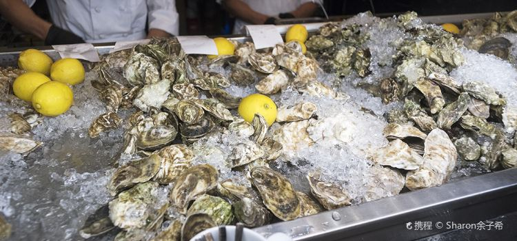 Island Creek Oyster Bar(波士頓店)1