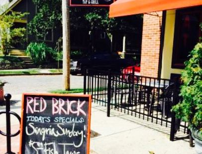 Red Brick Tap & Grill