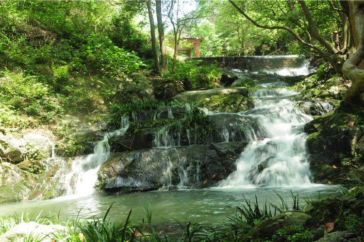 劉備洞峽谷風景區2