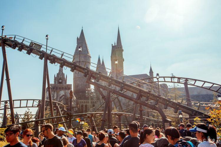 哈利波特的魔法世界3