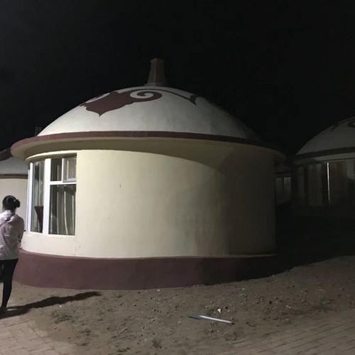 巴圖灣蒙古包旅遊度假村