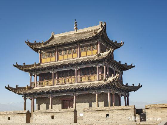 Rouyuan Pavilion