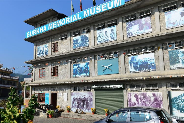 廓爾喀博物館2