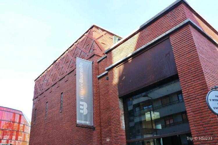 布德爾美術館3