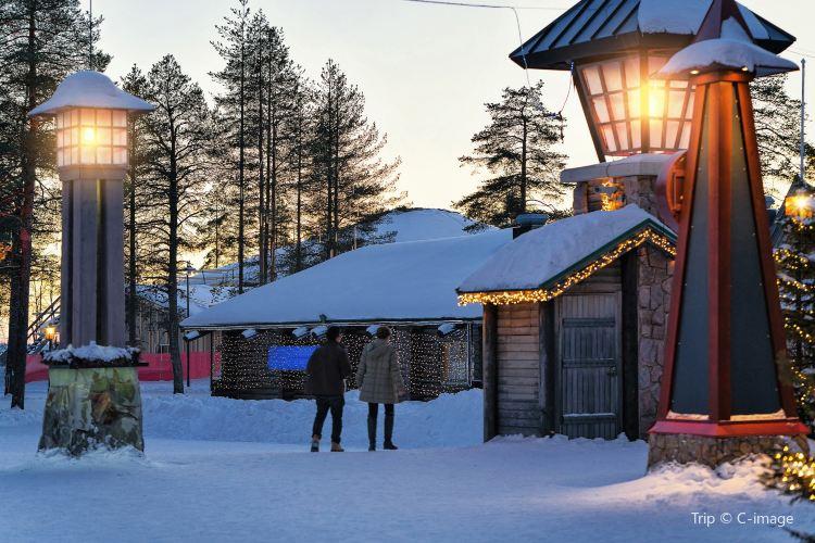 聖誕老人村3