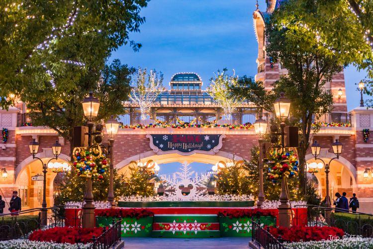 上海迪士尼度假區1