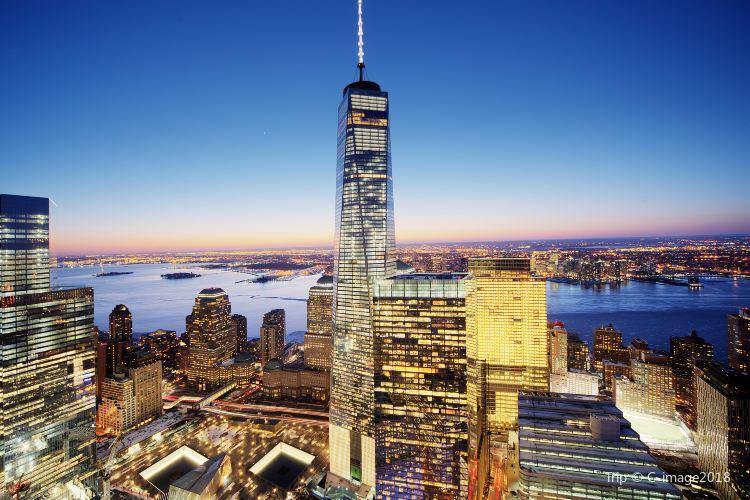 紐約世貿大廈4