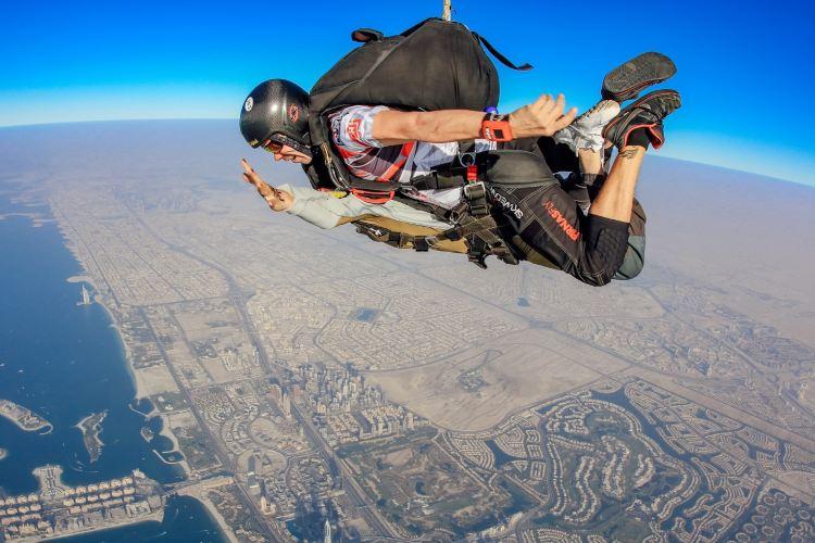 Skydive Dubai1