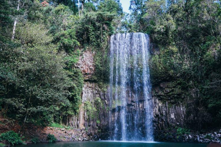 米拉米拉瀑布環線3