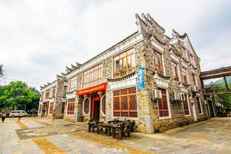 Xiaobu Ancient Village Ecological Garden1