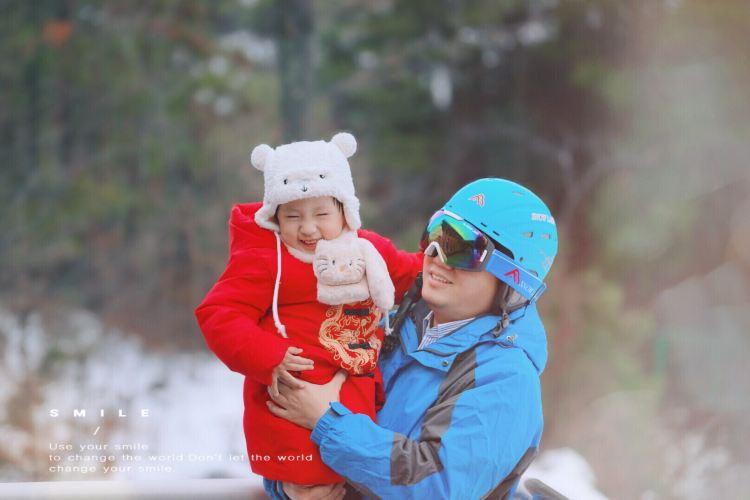 Shanglianggang Ski Resort1