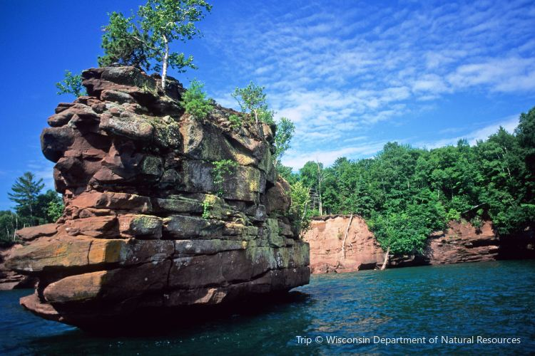 Apostle Islands National Lakeshore Ice Caves3
