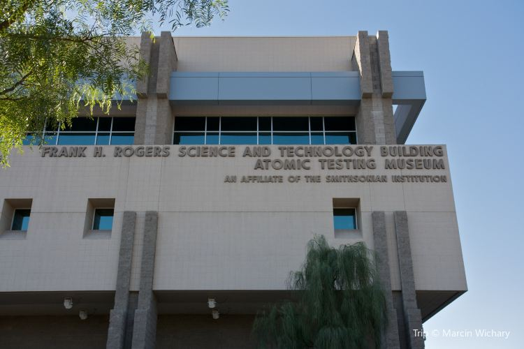 The National Atomic Testing Museum4