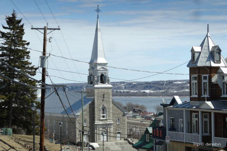 魁北克聖安妮大教堂3