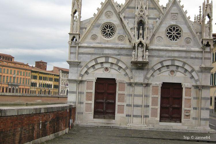 聖母瑪利亞斯皮那教堂2