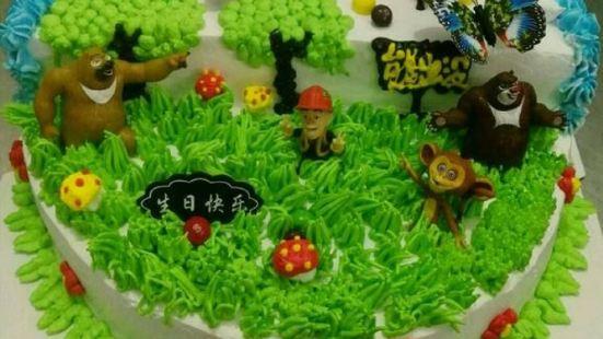 美多滋蛋糕(方特雲田店)