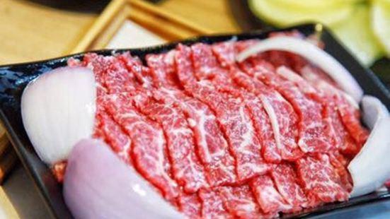 牛小花·秘制炭火烤牛肉