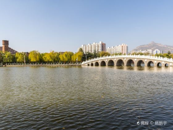 Nanhu Park (East Gate)