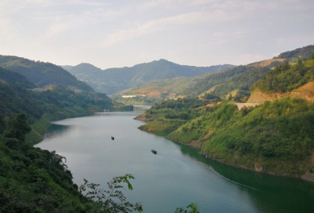 羅甸千島湖景區