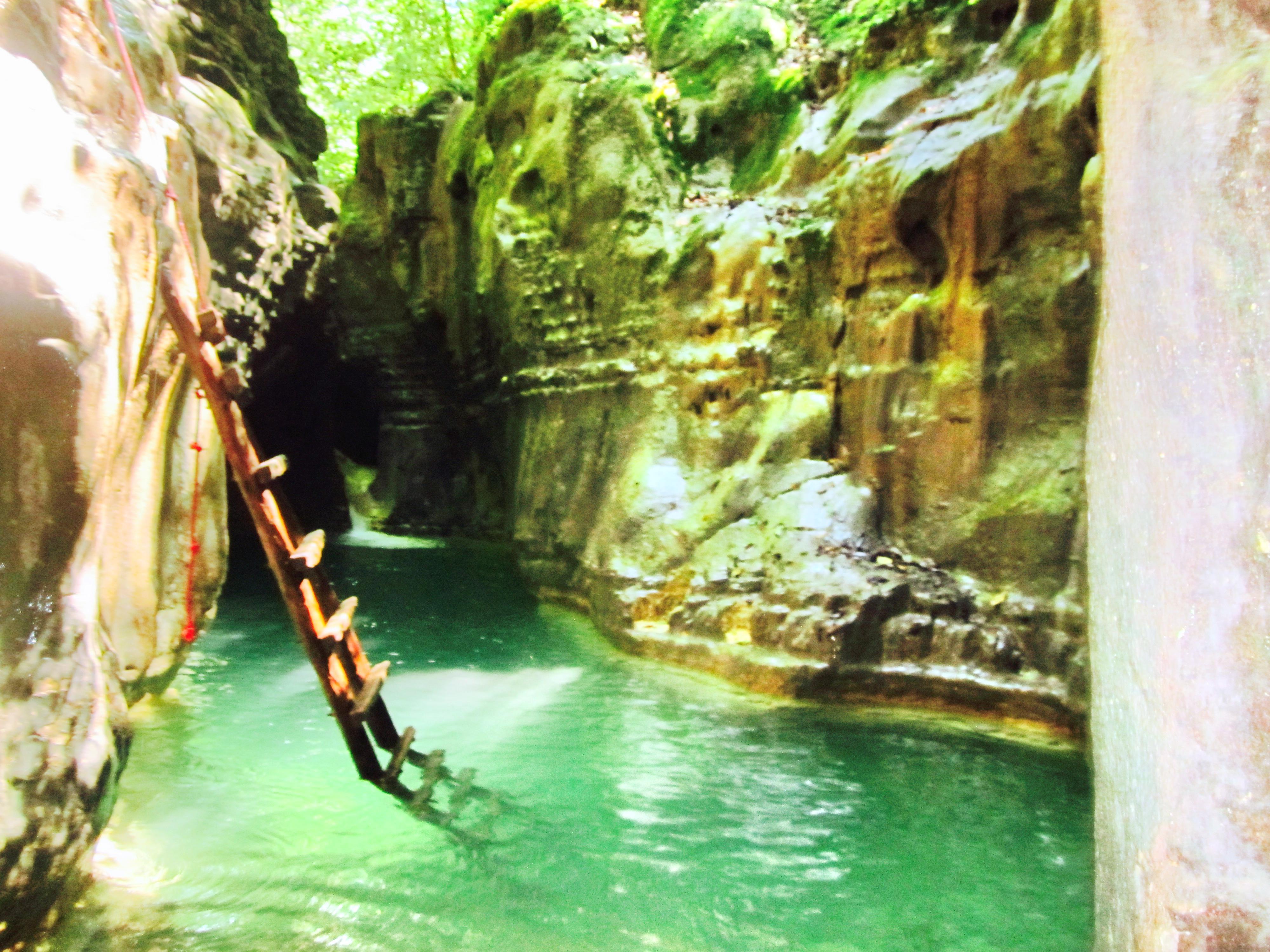 Damajaqua Cascades (27 Waterfalls)