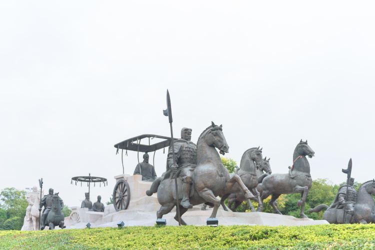 Xuzhou Han Culture Scenic Spot